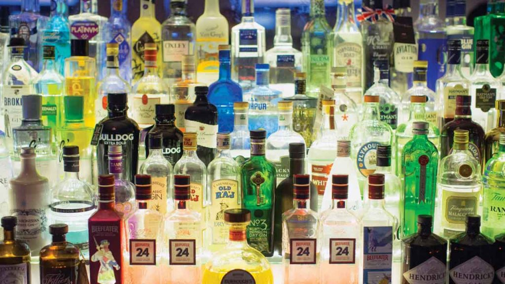 Banner Gin