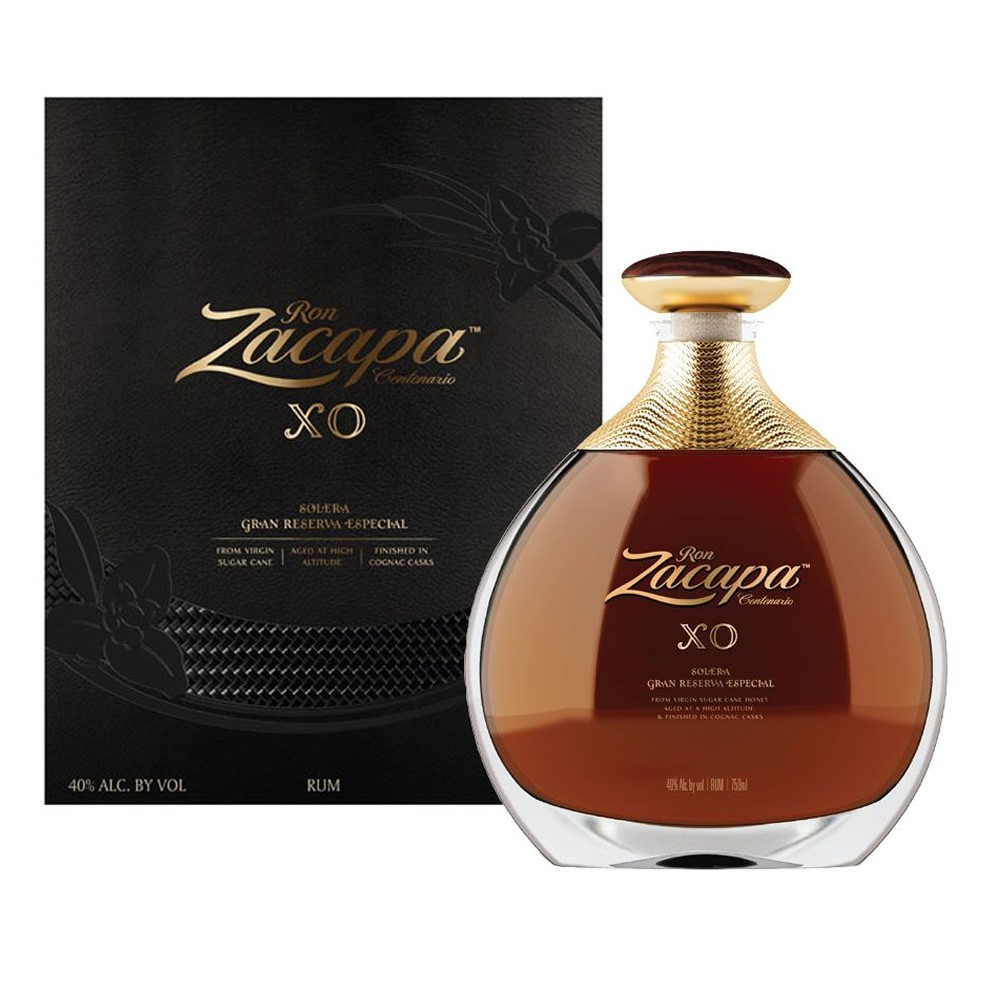Rum Zacapa XO Astucciata