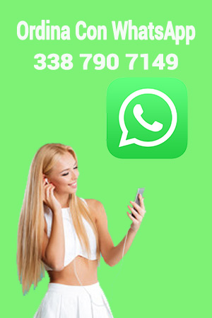 Ordine attraverso WhatsApp